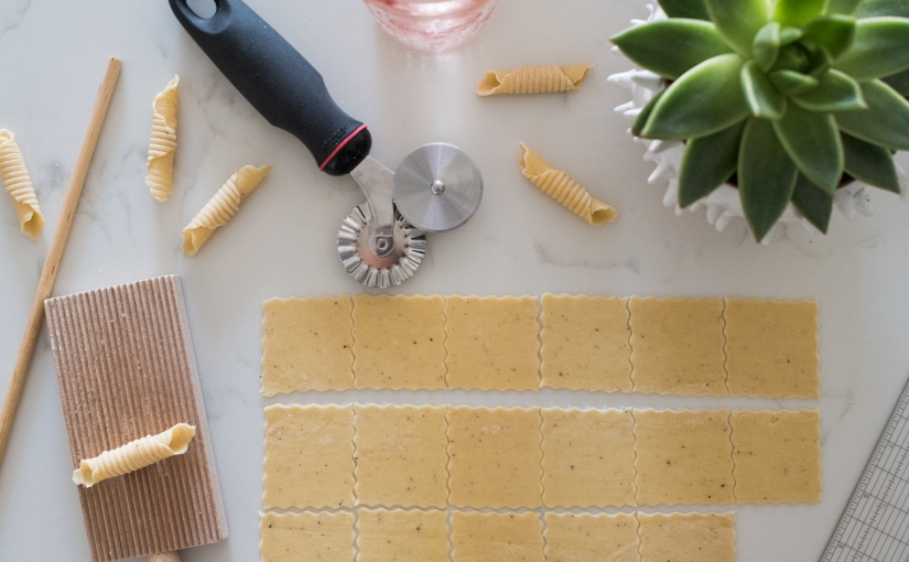 The Latest in Mindfulness is Pasta Meditation: MakingGarganelli